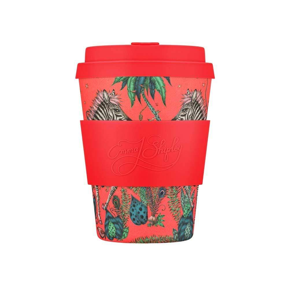 Ecoffee Reusable Bamboo Coffee Cup 12oz (340ml) - Lost World &Keep