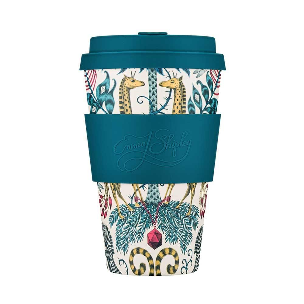 Ecoffee Reusable Bamboo Coffee Cup 14oz (400ml) - Kruger &Keep