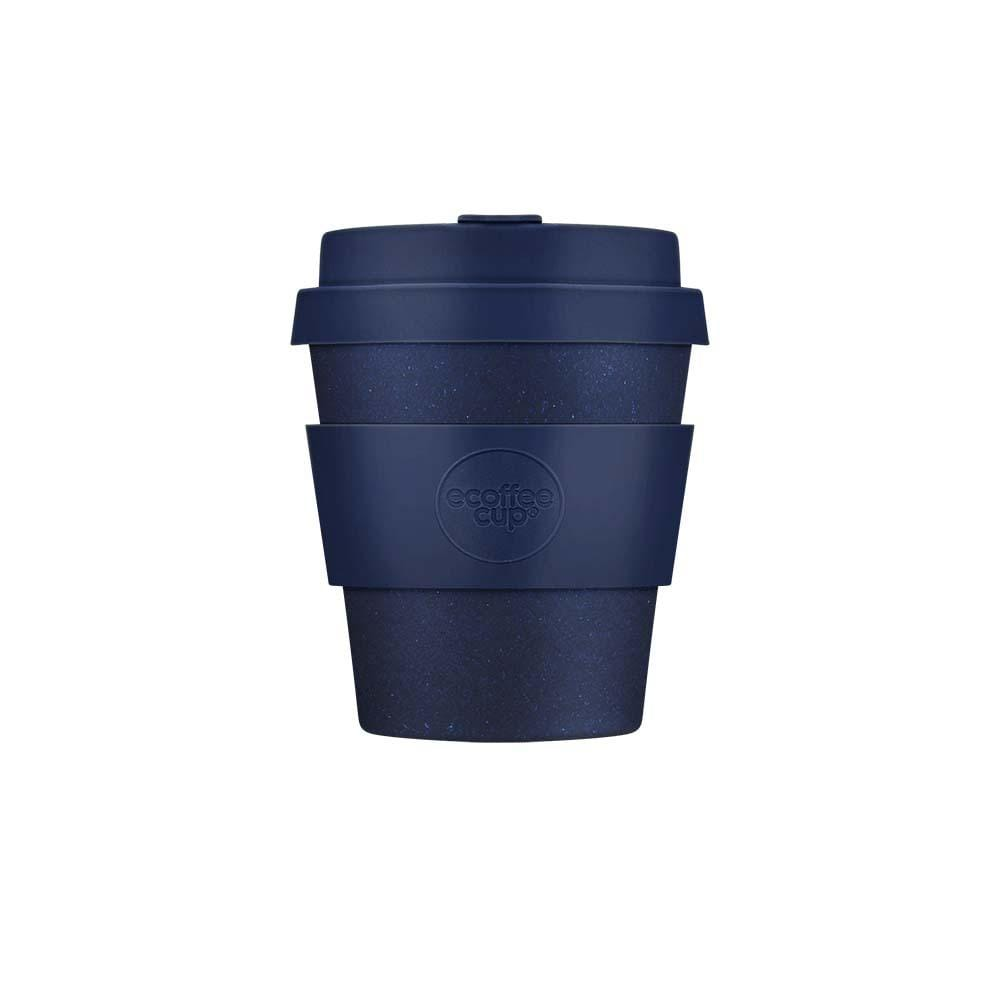Ecoffee Reusable Bamboo Espresso Cup 6oz (180ml) - Dark Energy &Keep