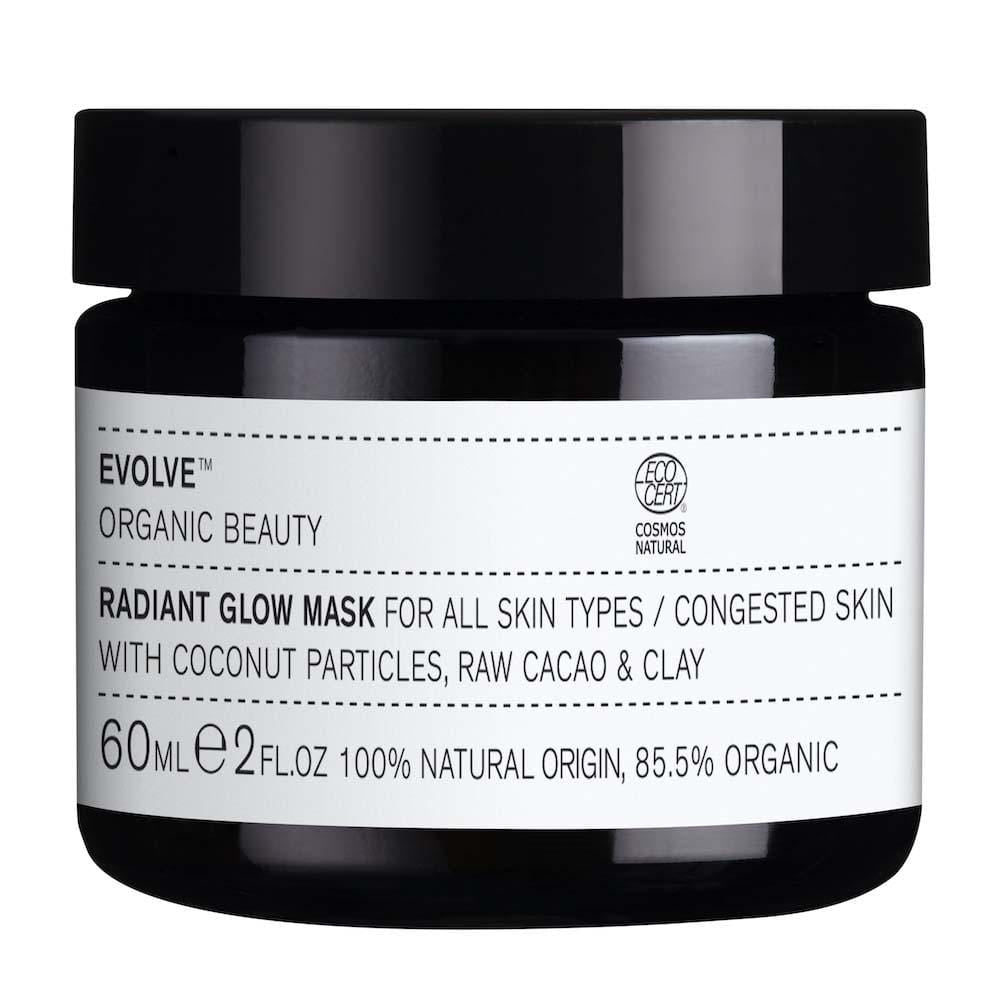 Evolve Organic Beauty Radiant Glow Face Mask &Keep