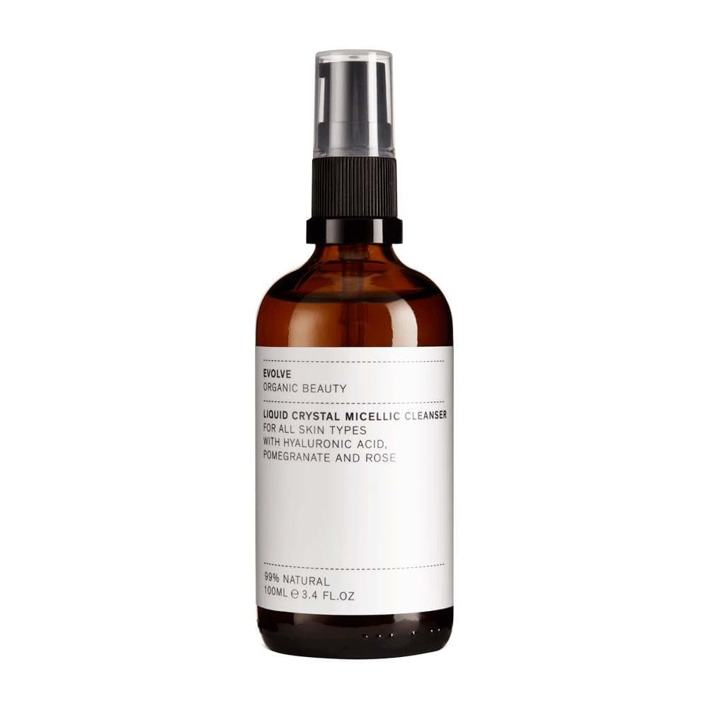Evolve Organic Beauty Liquid Crystal Micellic Cleanser &Keep