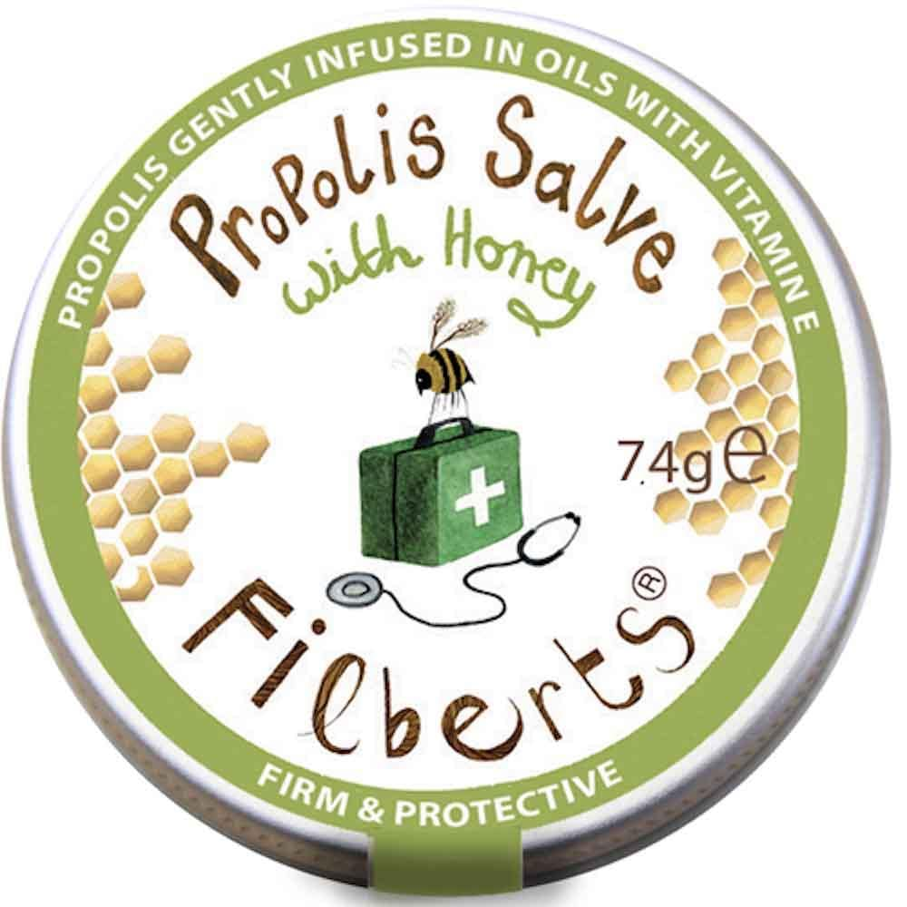 Propolis Salve by Filberts Bees &Keep
