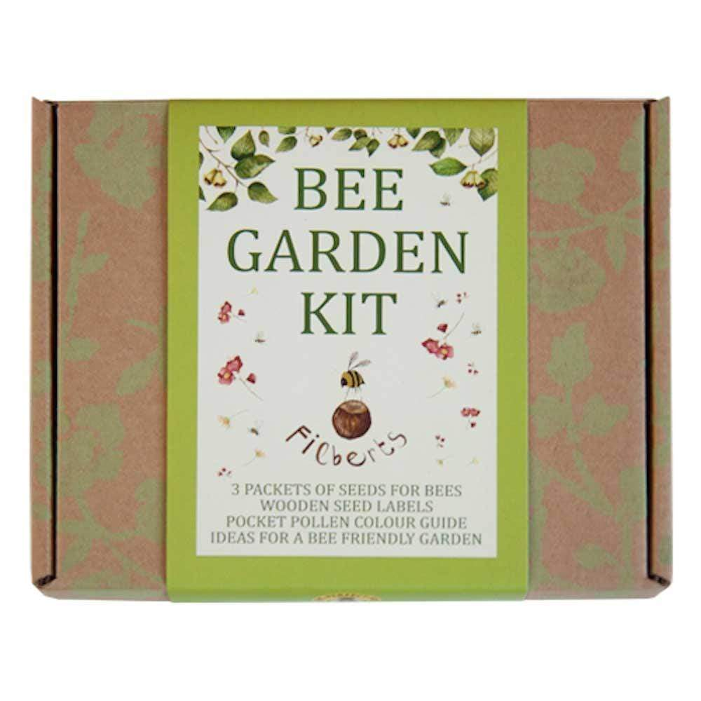 Bees Garden Kit Gift Box by Filberts Bees &Keep