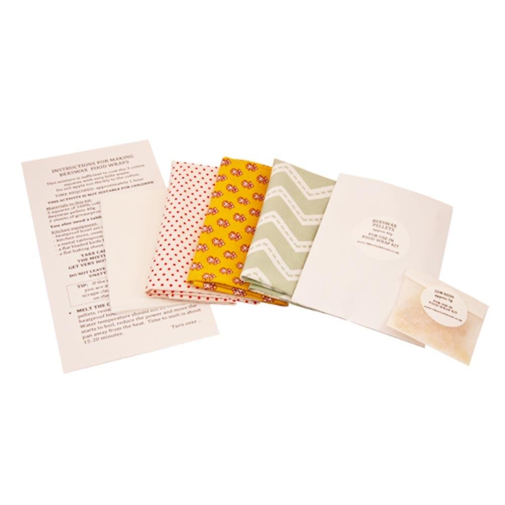 Beeswax Food Wrap Making Kit by Filberts Bees &Keep