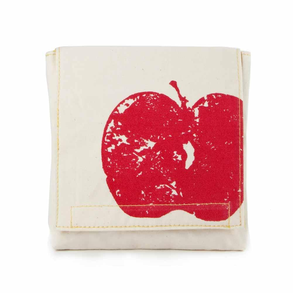 Organic Cotton Snack Pack - Apples & Oranges Fluf &Keep