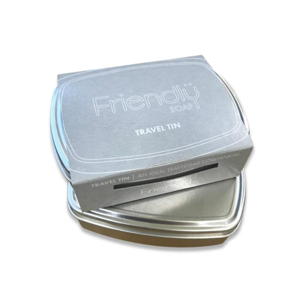 Friendly Travel Soap Tin &Keep
