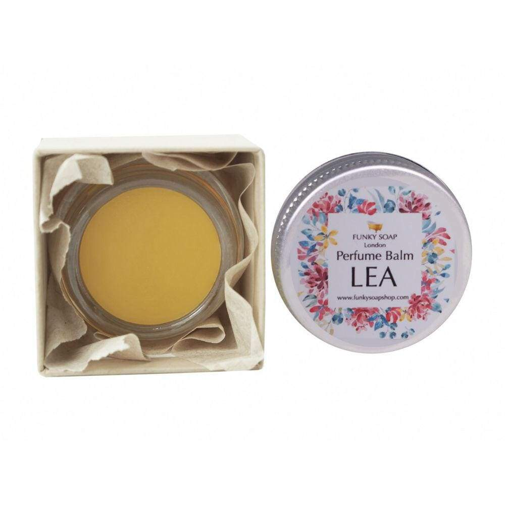 Funky Soap 100% Natural Perfume Balm - Lea &Keep