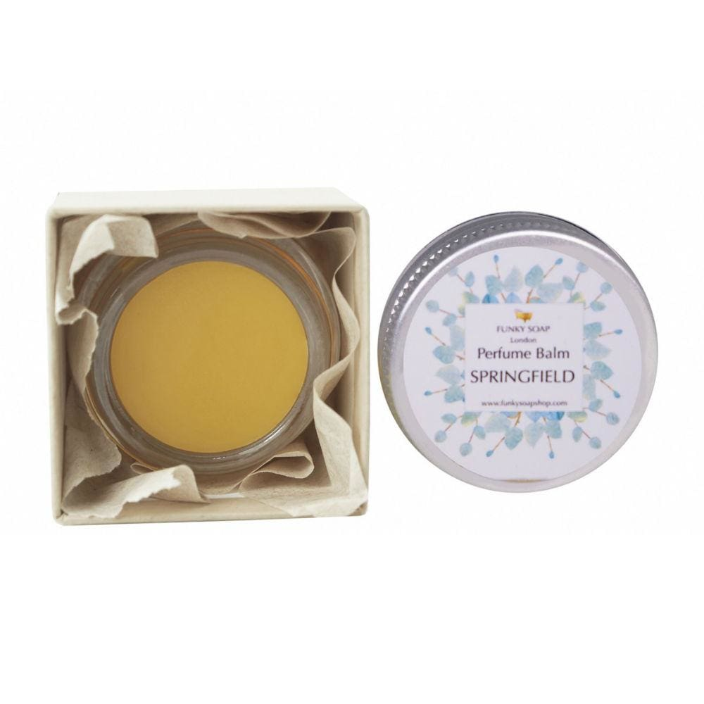Funky Soap 100% Natural Perfume Balm - Springfield &Keep