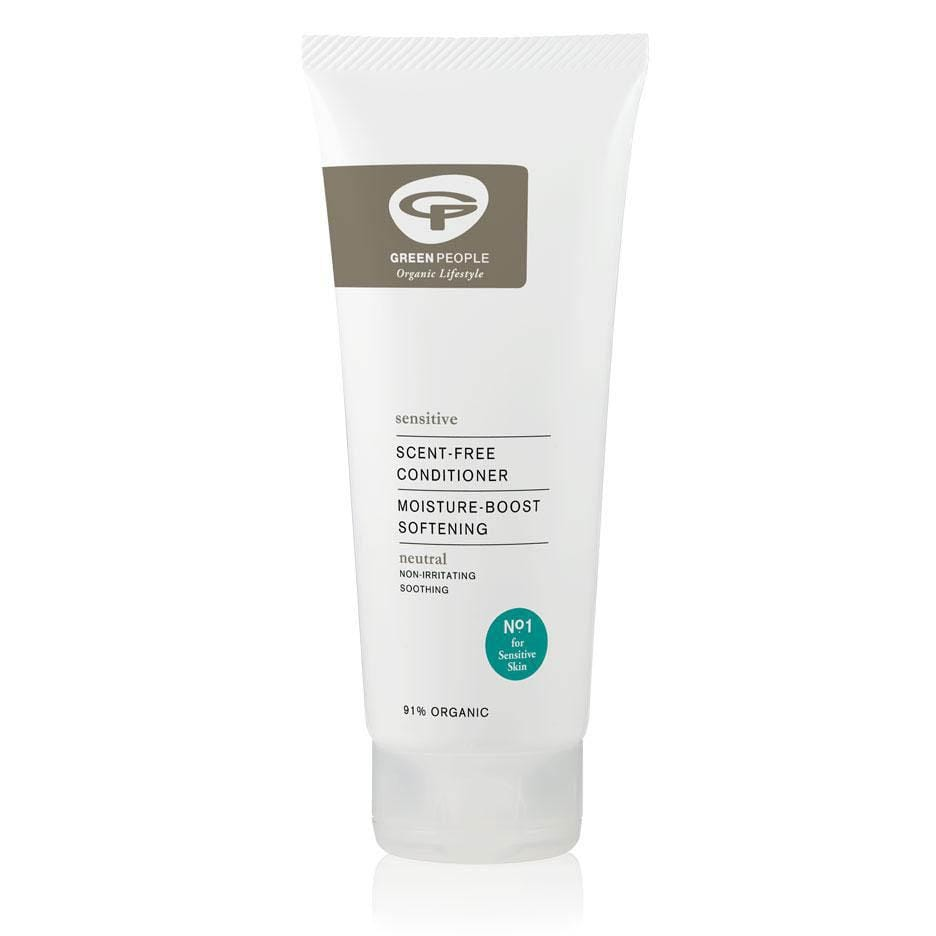 Green People Scent Free Conditioner 200ml &Keep