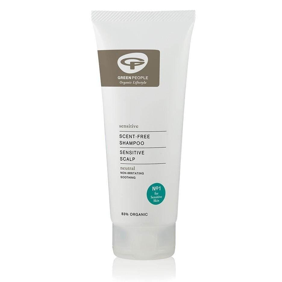Green People Scent Free Shampoo 200ml &Keep