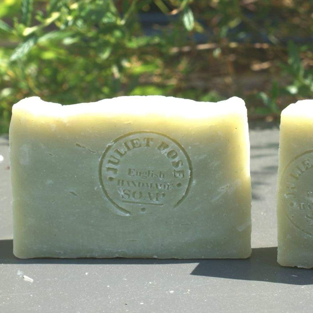 Juliet Rose Thyme & Lemongrass Shampoo Bar &Keep