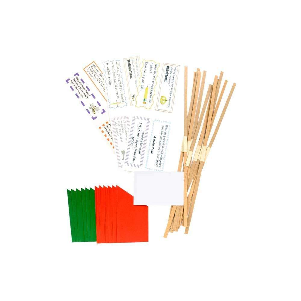 Christmas Cracker Make-And-Fill Accessories Kit &Keep