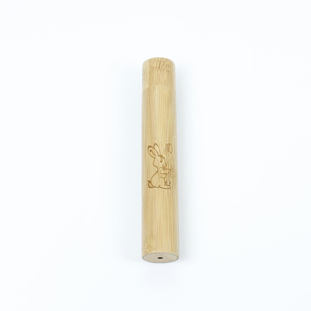&Keep Childrens Bamboo Toothbrush Case &Keep
