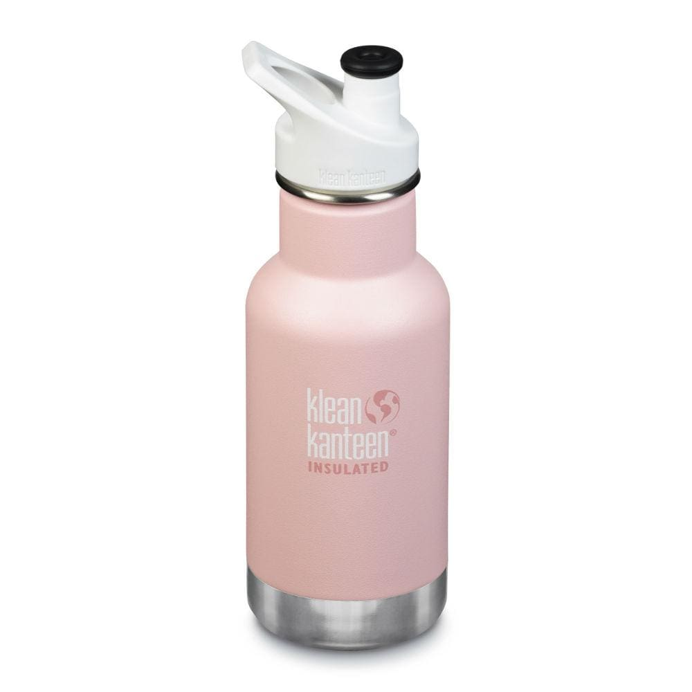 Klean Kanteen Kid Kanteen Insulated Classic Sports 355ml - Ballet Slipper &Keep
