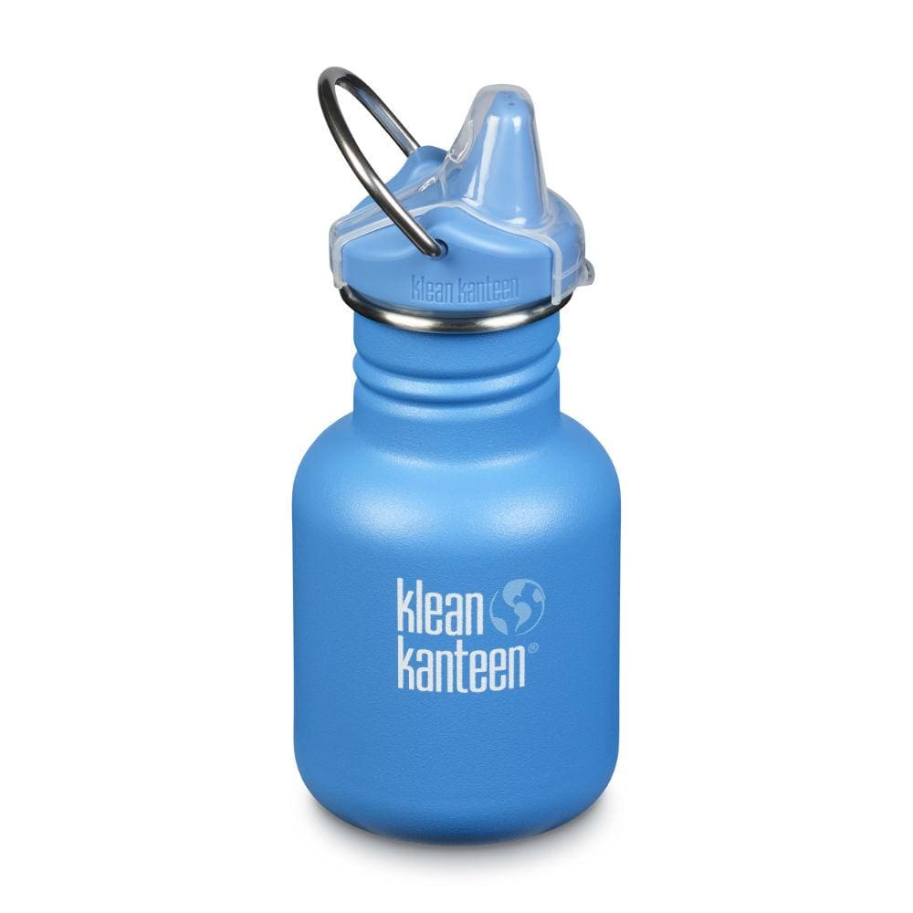 Klean Kanteen Kid Kanteen Stainless Steel Sippy 355ml - Pool Party &Keep