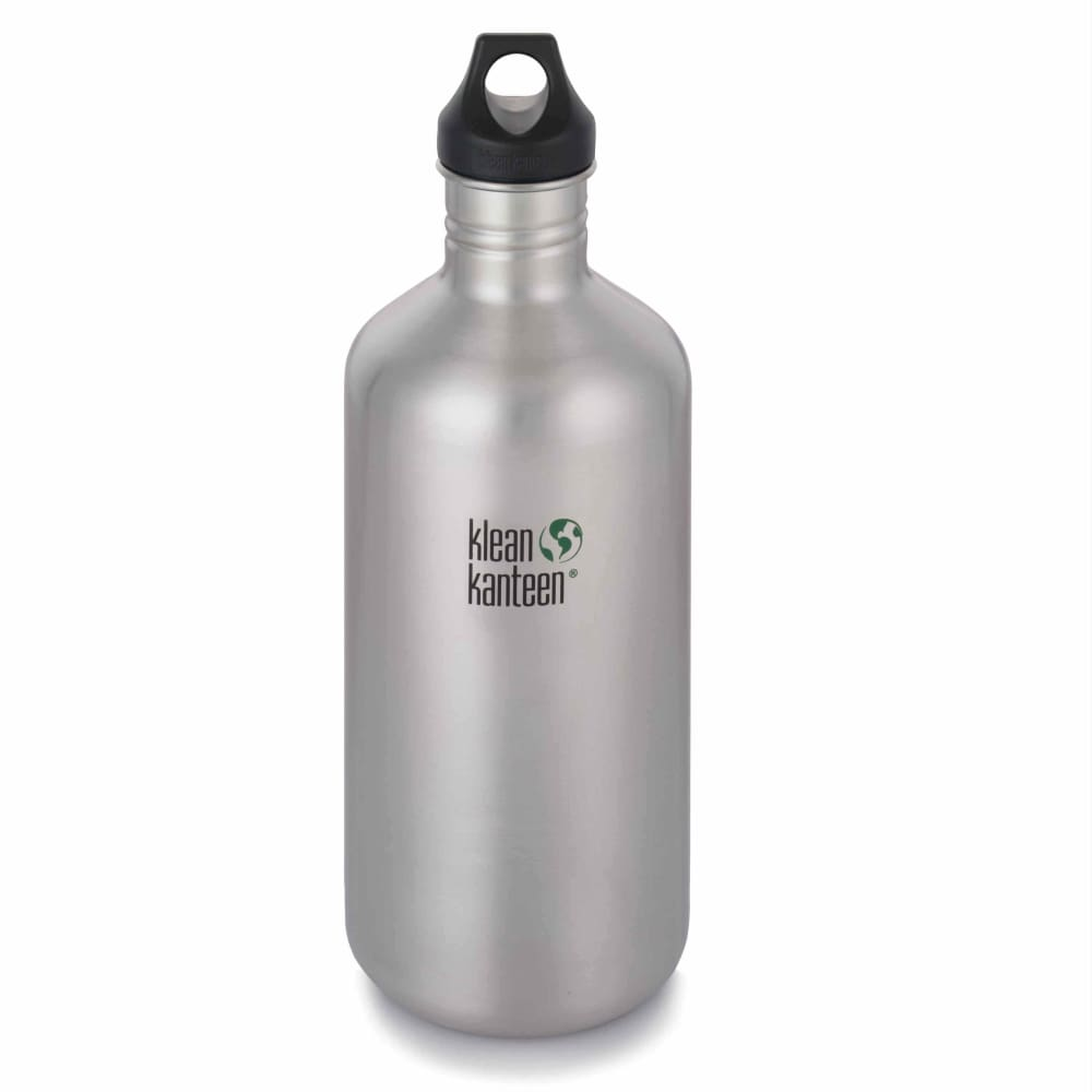 Klean Kanteen Klean Kanteen Classic Stainless Steel 1900Ml Reusable Bottle &keep