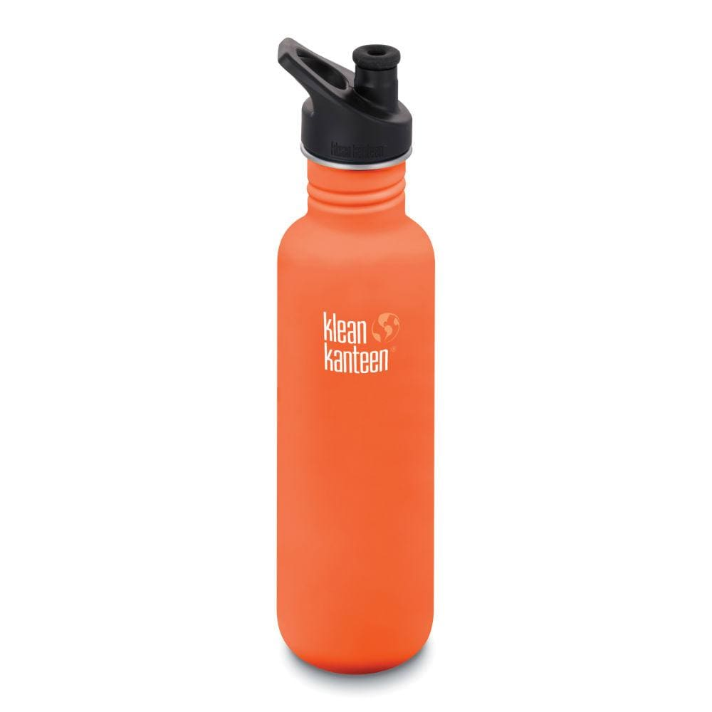 Klean Kanteen Klean Kanteen Classic Stainless Steel 800ml Reusable Bottle - Sierra Sunset &Keep