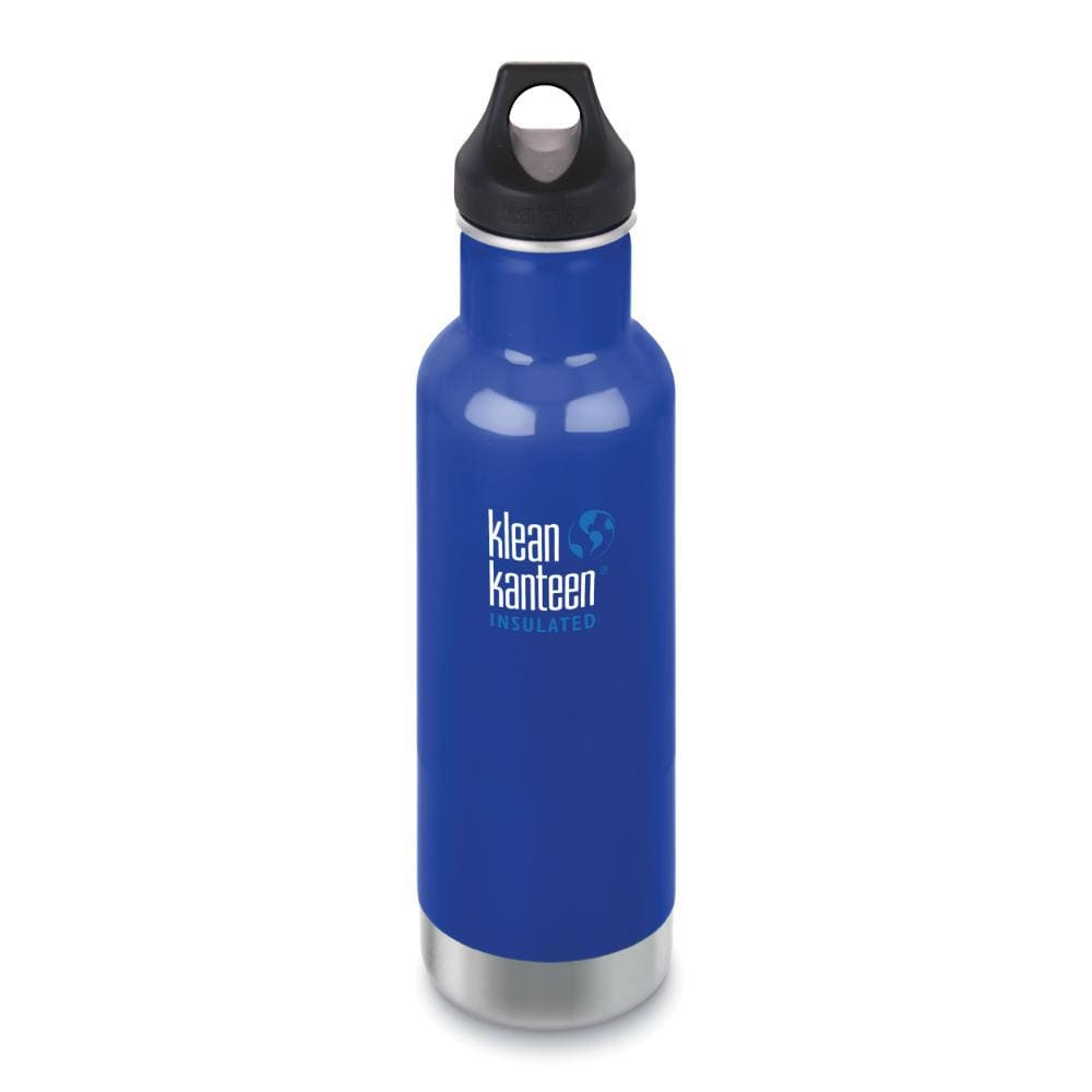 Klean Kanteen Klean Kanteen Insulated Classic Stainless Steel 592Ml Reusable Bottle - Coastal Waters &keep