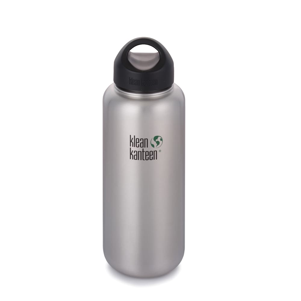 Klean Kanteen Klean Kanteen Wide Stainless Steel 1182Ml Reusable Bottle &keep