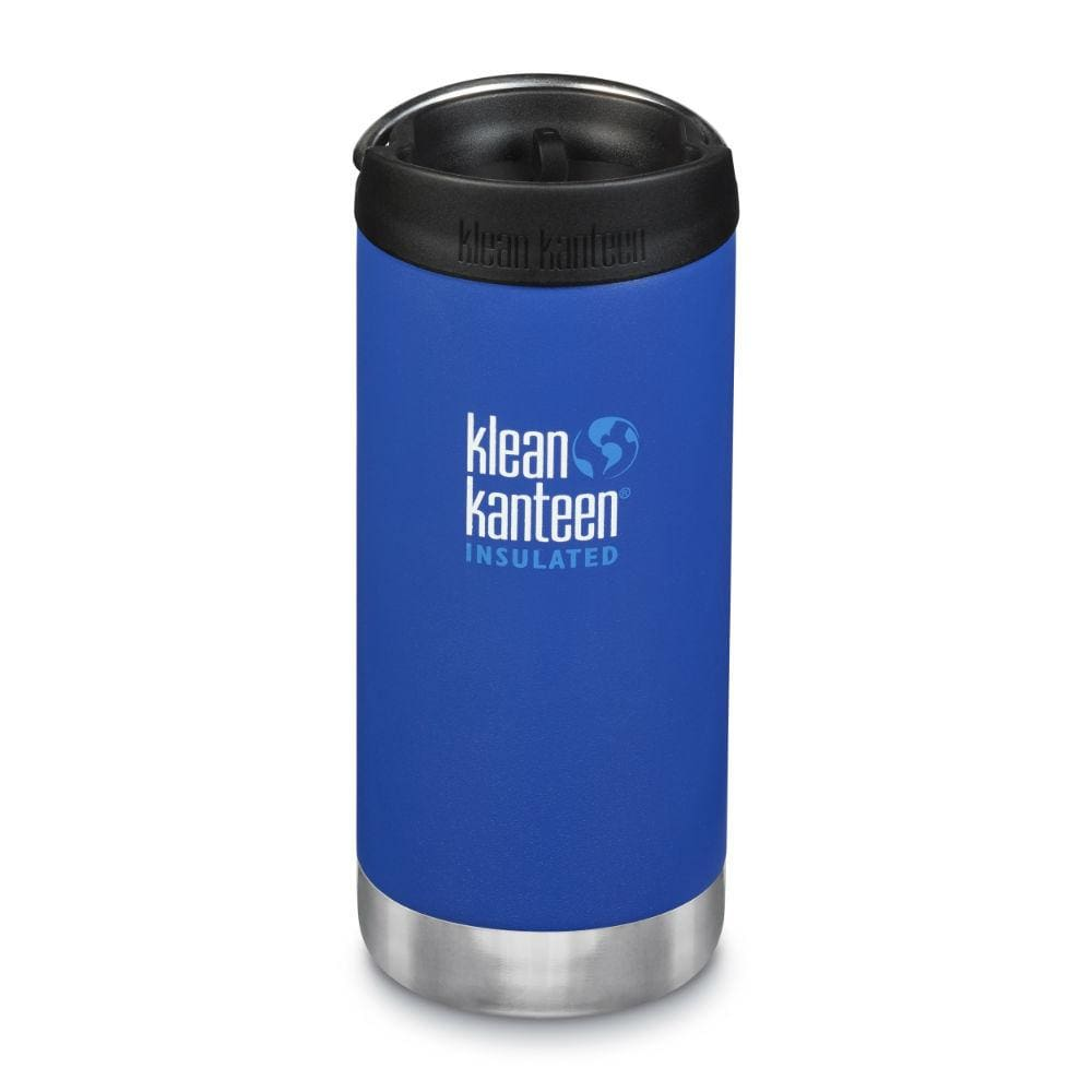 Klean Kanteen Klean Kanteen TKWide 355ml Insulated with Café Cap - Deep Surf &Keep