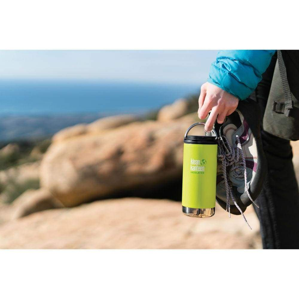 Klean Kanteen Klean Kanteen TKWide 355ml Insulated with Café Cap - Juicy Pear &Keep