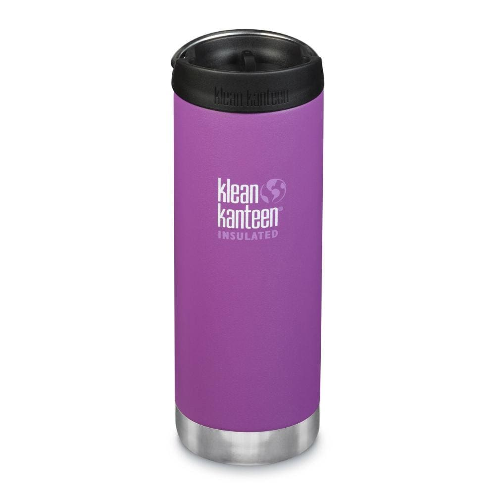 Klean Kanteen Klean Kanteen TKWide 473ml Insulated with Café Cap - Berry Bright &Keep