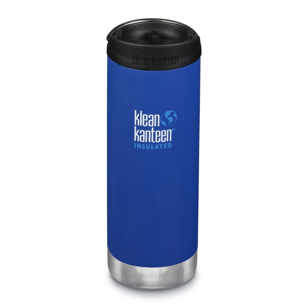 Klean Kanteen Klean Kanteen TKWide 473ml Insulated with Café Cap - Deep Surf &Keep