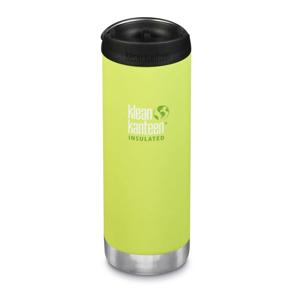 Klean Kanteen Klean Kanteen TKWide 473ml Insulated with Café Cap - Juicy Pear &Keep