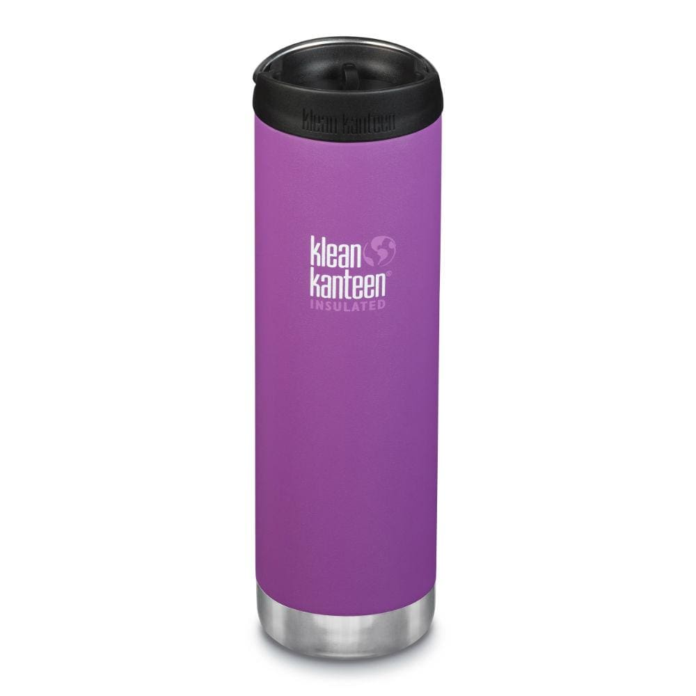 Klean Kanteen Klean Kanteen TKWide 592ml Insulated with Café Cap - Berry Bright &Keep