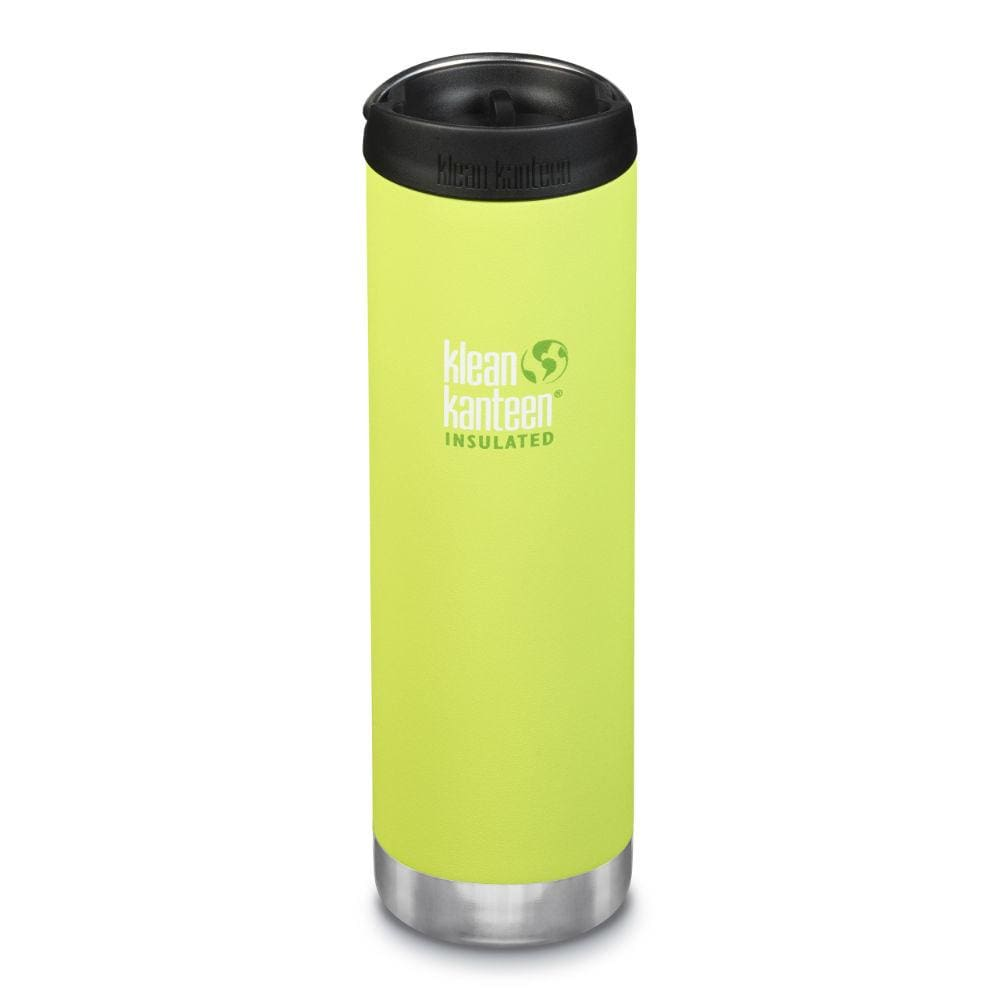 Klean Kanteen Klean Kanteen TKWide 592ml Insulated with Café Cap - Juicy Pear &Keep