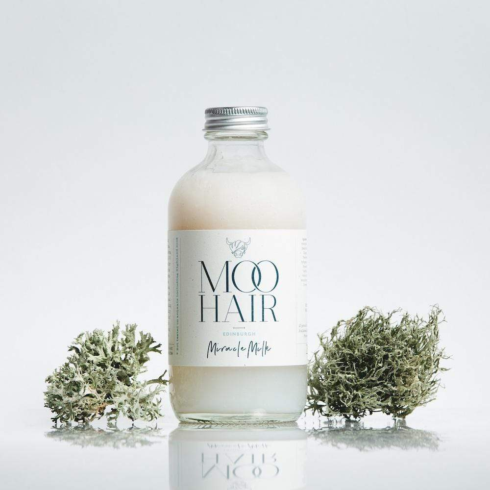 Miracle Milk by Moo Hair Aluminium cap  &Keep