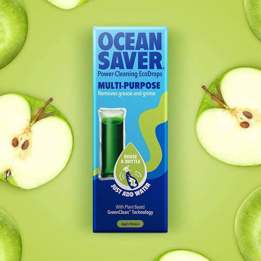 Plastic Free Cleaning Drop Multi-Purpose - Apple Breeze &Keep