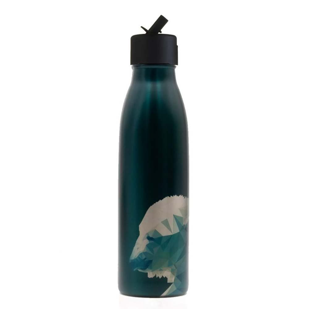 One Green Bottle Bear With Me Stainless Steel Bottle 500ml &keep