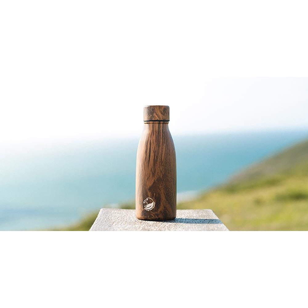 One Green Bottle Stainless Steel Bottle 500ml - Teak Sports Cap
