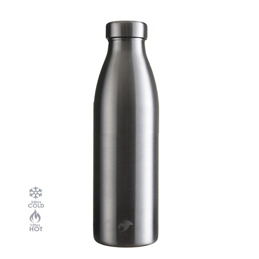 One Green Bottle Life Stainless Steel Bottle 500ml - Screw Cap &Keep