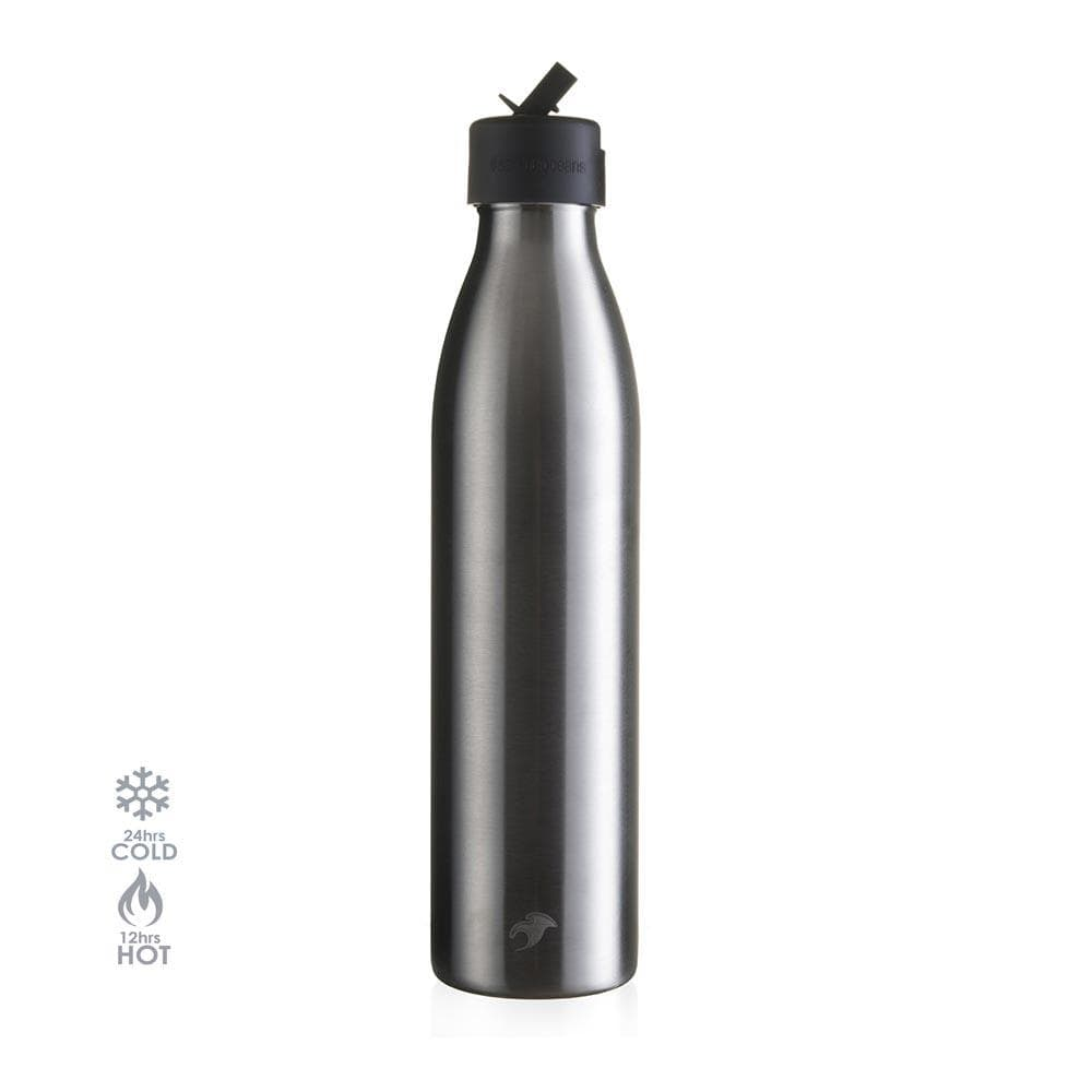 One Green Bottle Life Stainless Steel Bottle 750ml - Sports Cap &Keep
