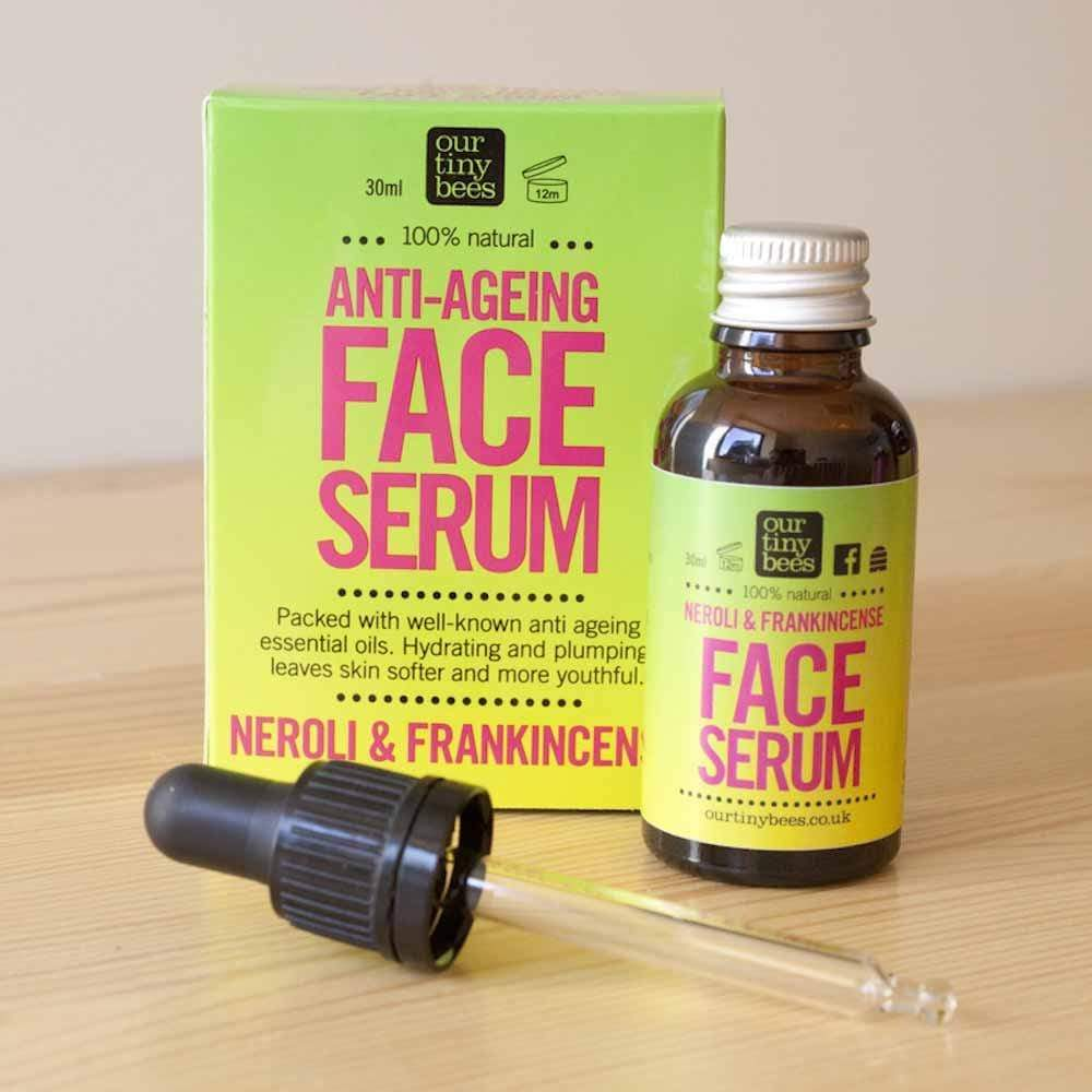 Anti-Ageing Face Serum by Our Tiny Bees &Keep