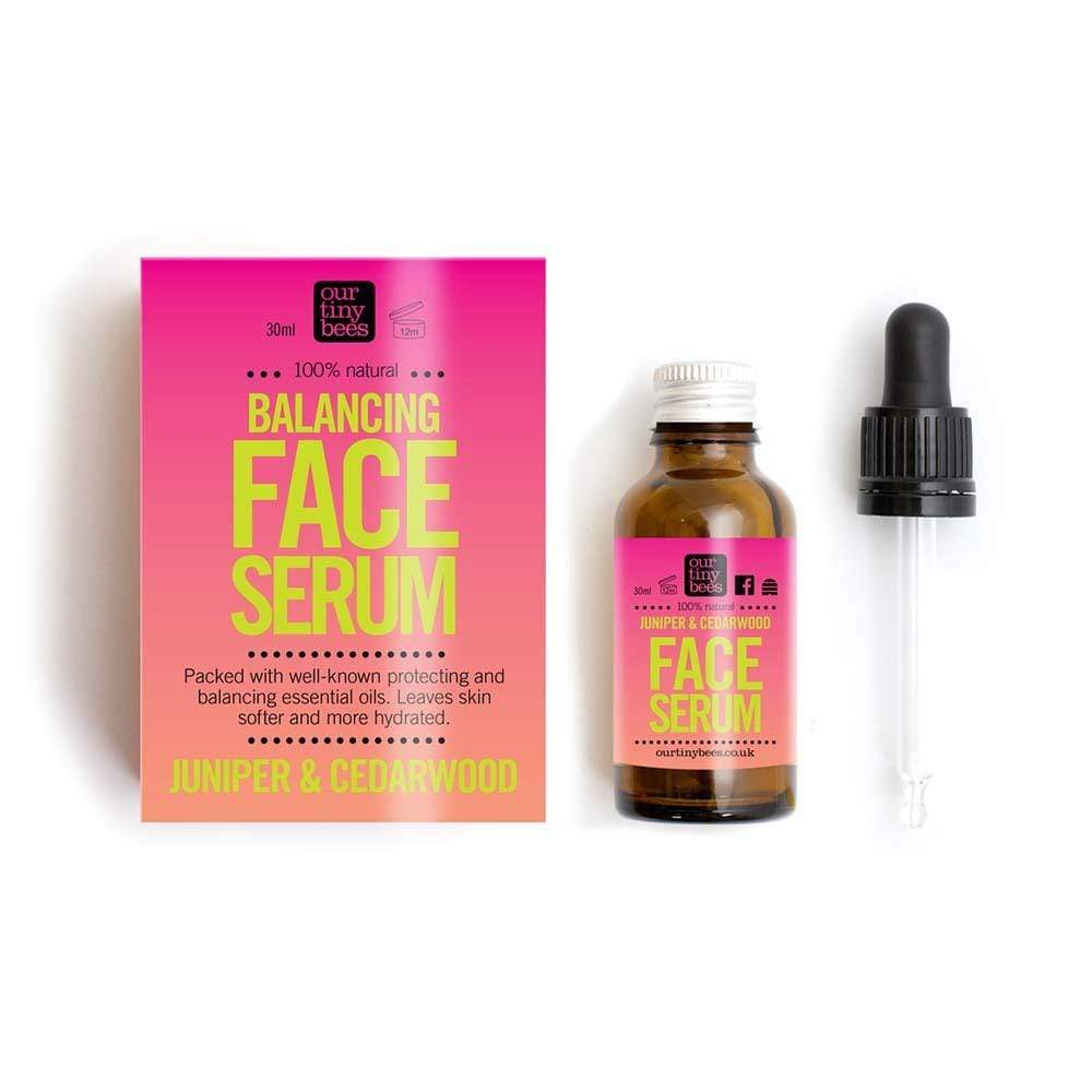 Balancing Face Serum by Our Tiny Bees &Keep