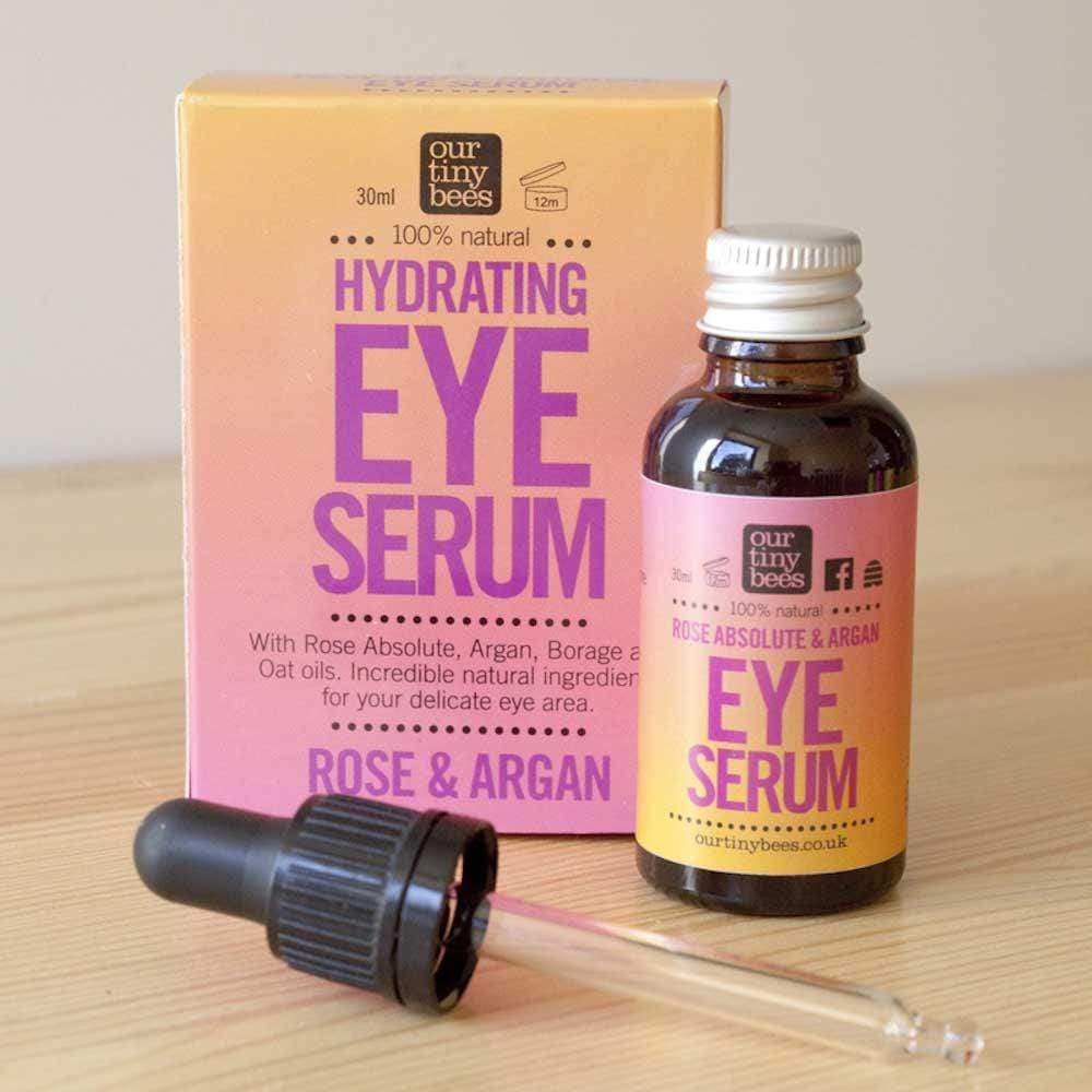 Hydrating Eye Serum by Our Tiny Bees &Keep