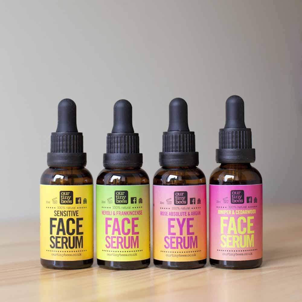 Face Serum by Our Tiny Bees - &Keep