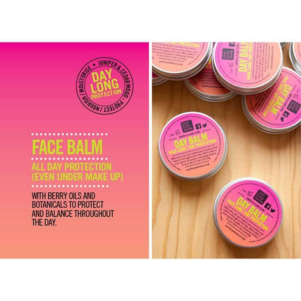 Our Tiny Bees Day Balm &Keep