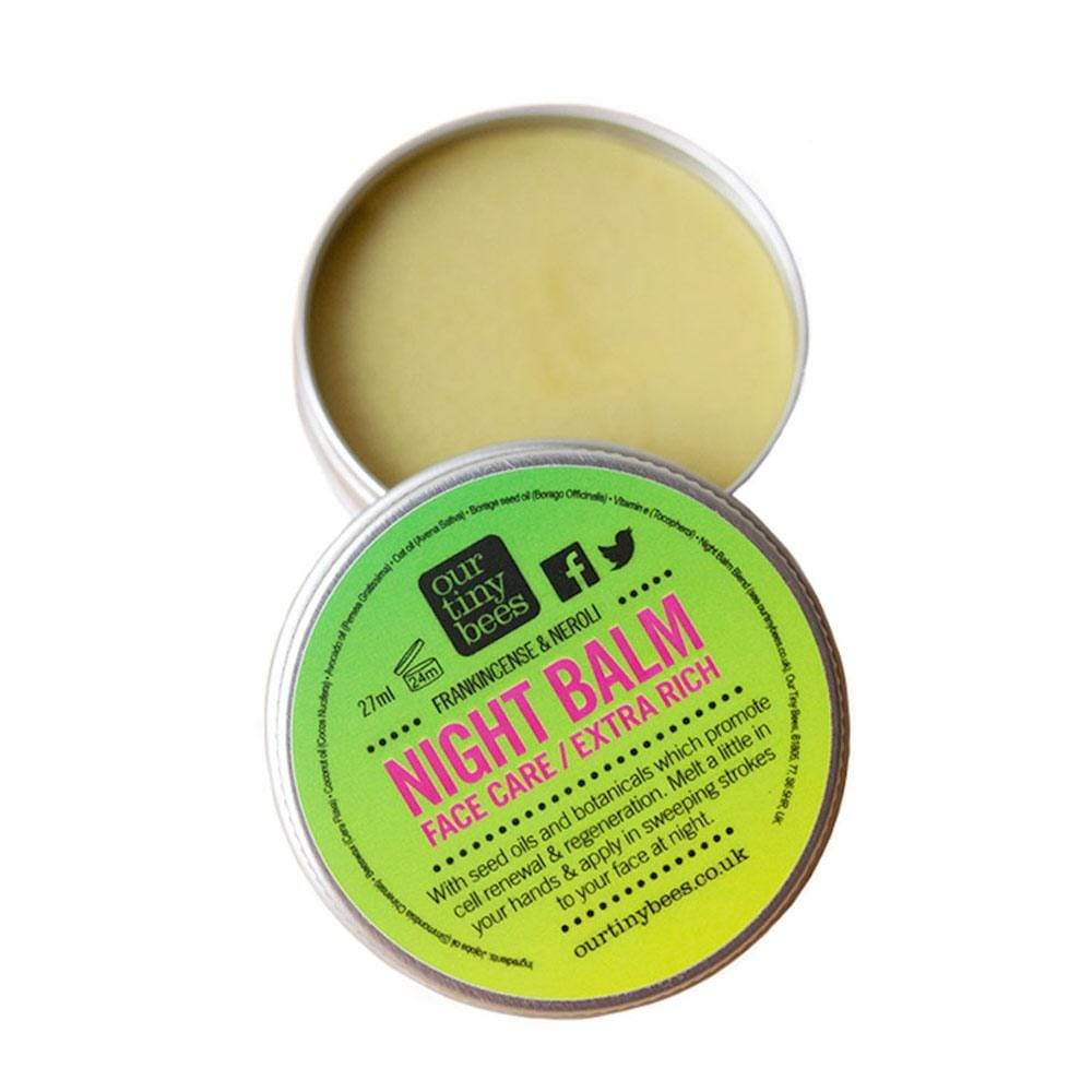 Our Tiny Bees Night Balm