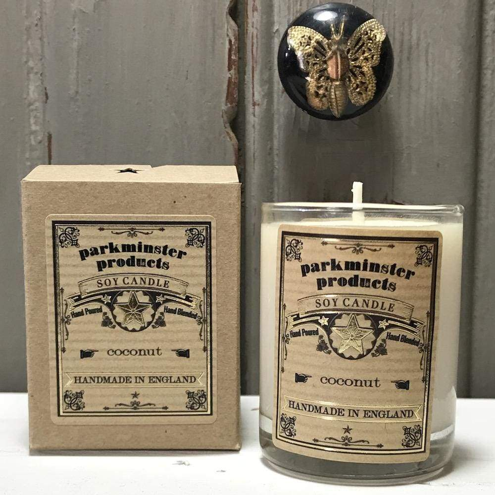 Parkminster Parkminster 90ml Votive Soy Wax Candle - Various Fragrances &Keep