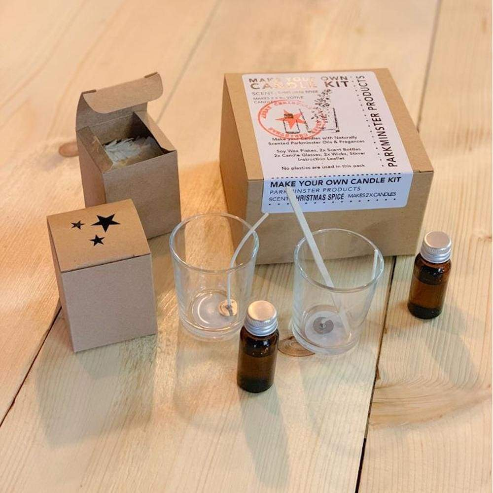 Parkminster Parkminster Candle Making Kit &Keep