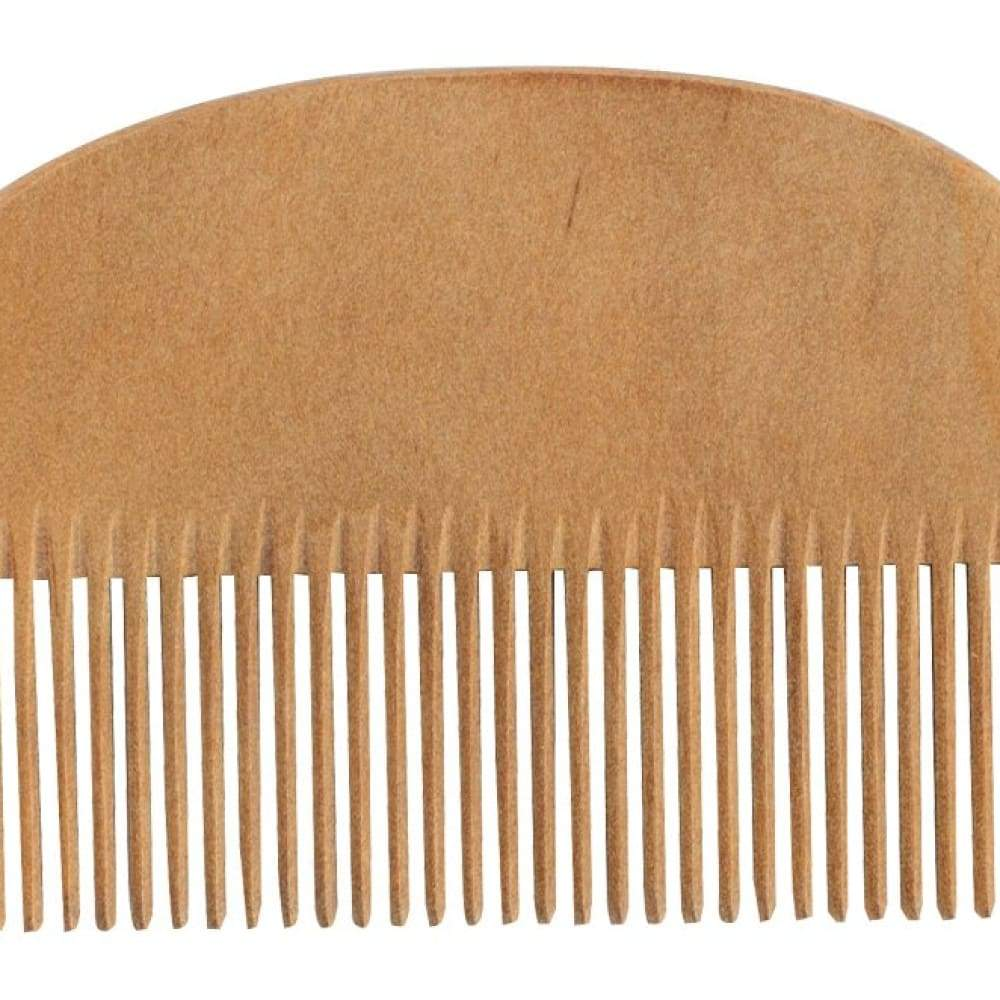 Redecker Redecker Pearwood Beard Comb &Keep