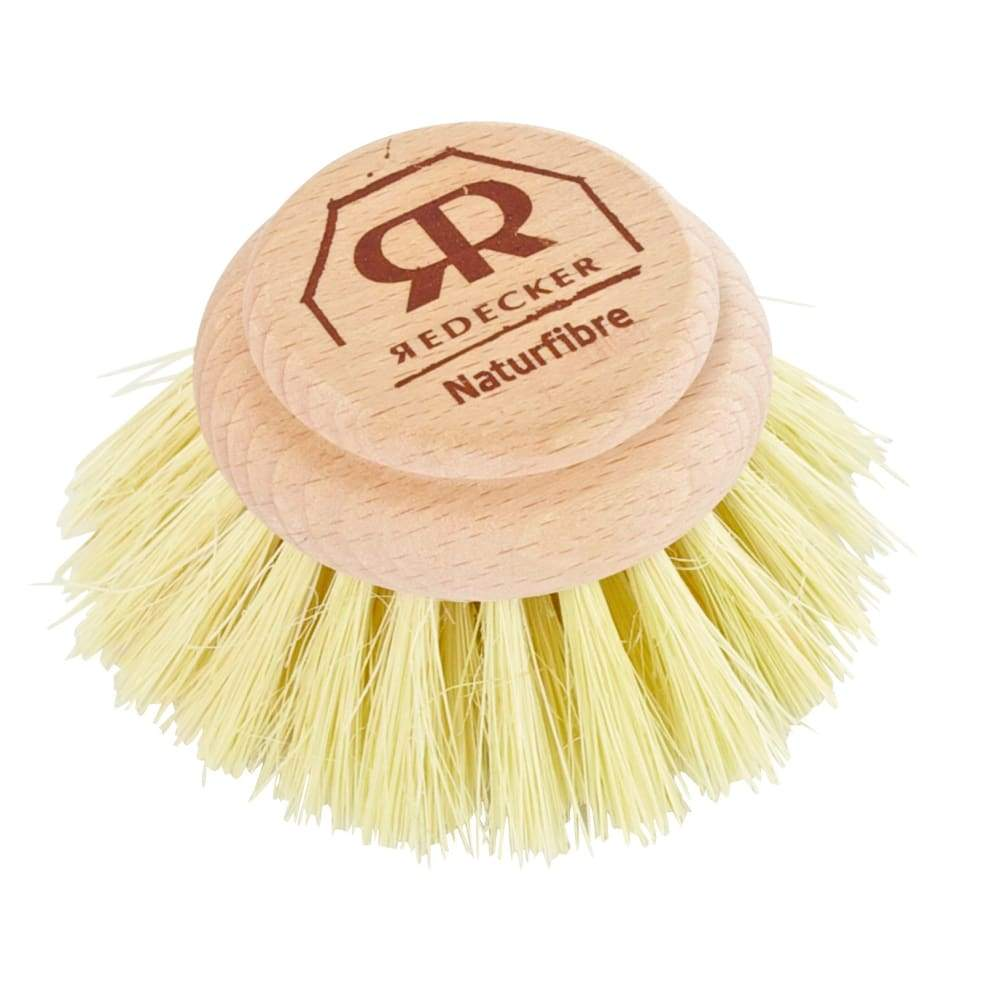 Redecker Wooden Dish Brush Replacement Head - 5cm &Keep