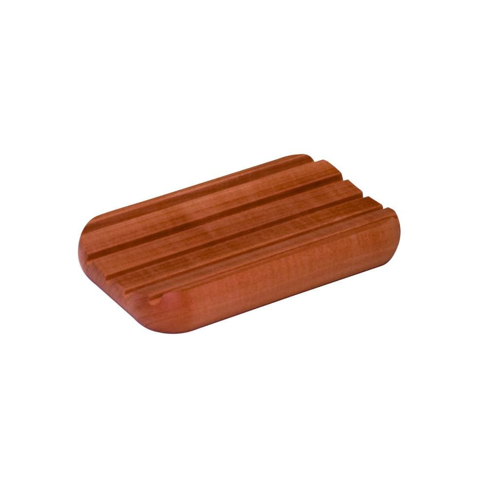 Redecker Pear Wood Soap Dish &Keep