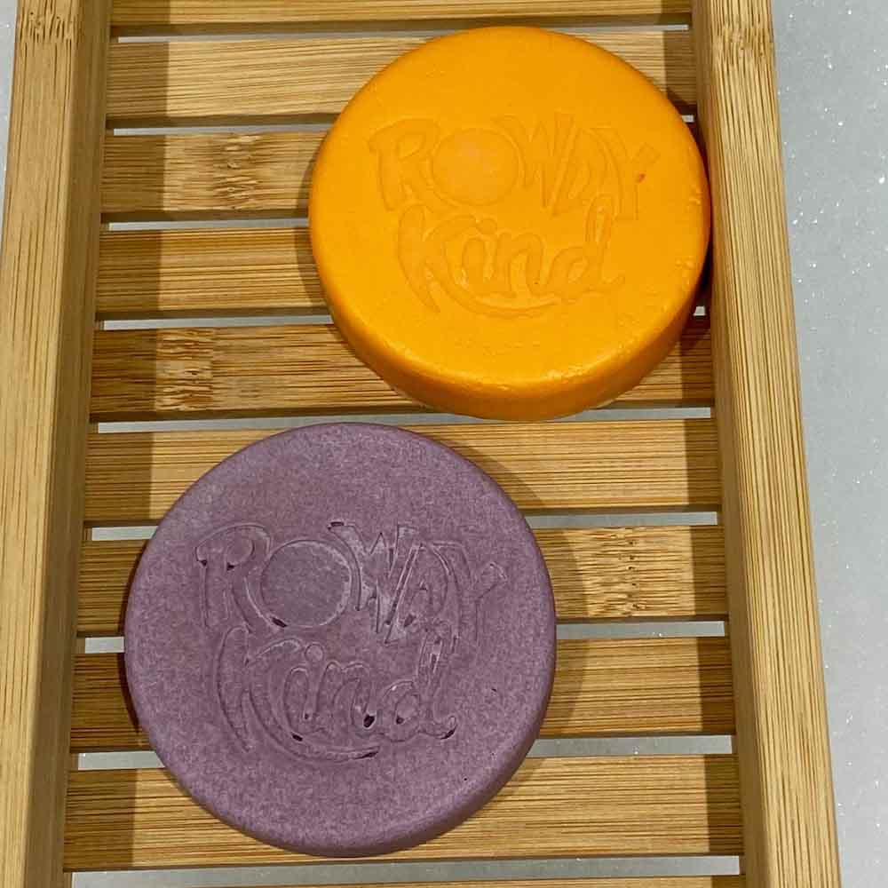 Little Naughty Never Knotty Shampoo Bar for Kids by Rowdy Kind &Keep