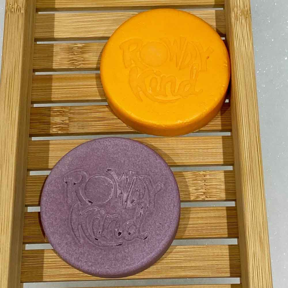 Man-Go With The Flow Conditioner Bar for Kids by Rowdy Kind