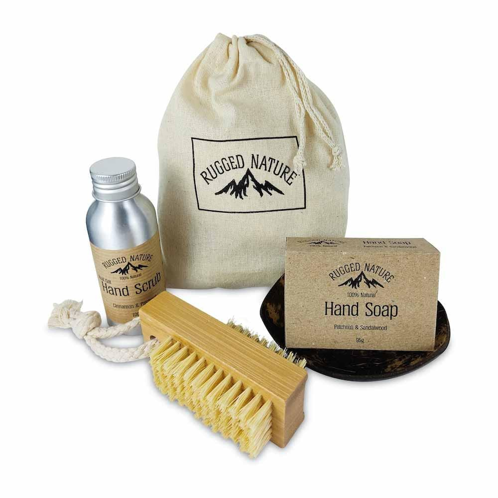Hand Wash Gift Set by Rugged Nature &Keep